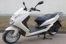 永源牌GST125T-25A型两轮摩托车