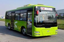 8.2米|10-31座少林纯电动城市客车(SLG6821EVG2)
