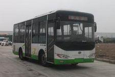 楚风牌HQG6810EV1型纯电动城市客车图片