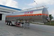 华宇达牌LHY9400GSY型铝合金食用油运输半挂车图片