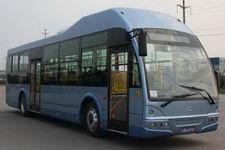 12米飞燕SDL6124EVG纯电动城市客车