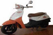 古思特牌GST50QT-29A型两轮轻便摩托车图片