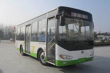 楚风牌HQG6821HEV型插电式混合动力城市客车图片