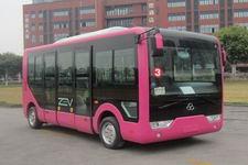 6米舒驰YTK6601GEV纯电动城市客车