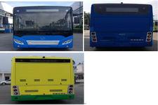 五洲龙牌FDG6851EVG5型纯电动城市客车图片2
