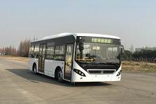 8.6米申沃SWB6868EV37纯电动城市客车