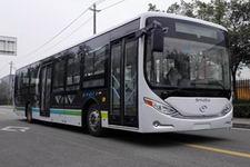 12米蜀都CDK6125CBEV2纯电动城市客车