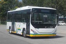 8米中通LCK6809EVG15纯电动城市客车