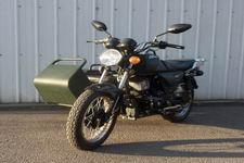 珠峰牌ZF150B型边三轮摩托车图片