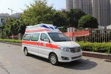 白云牌BY5038XJHS型救护车图片
