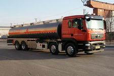 昌骅牌HCH5321GYYZ型铝合金运油车图片