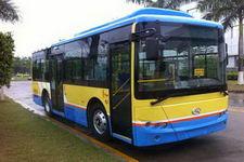 8.5米金龙XMQ6850AGBEVL3纯电动城市客车