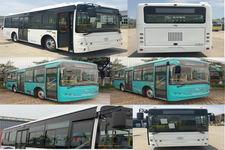 金龙牌XMQ6850AGBEVL3型纯电动城市客车图片2