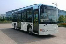 8.1米上饶SR6810BEVG纯电动城市客车