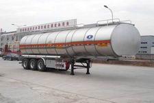 恒信致远牌CHX9401GSY型铝合金食用油运输半挂车图片