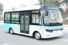6.3米蜀都CDK6630CBEV1纯电动城市客车