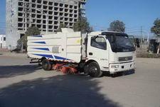 东风多利卡D7 8吨洗扫车