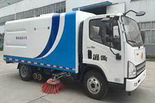 海隆吉特ZHL5080TSLBEV型纯电动扫路车