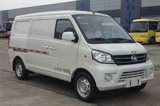 五洲龙牌FDG5020XDWEV型纯电动流动服务车图片