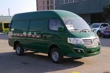 金旅XML5036XYZEVD01型纯电动邮政车