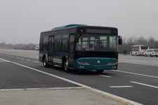 8米黄河JK6806GBEV1纯电动城市客车