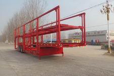 新宏东13.8米11.5吨2轴车辆运输半挂车(LHD9200TCL)