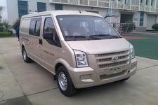 扬子江牌WG5021XXYBEV1型纯电动厢式运输车