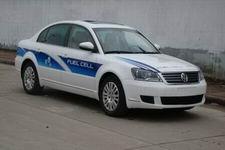 帕萨特牌SVW7553FCV型燃料电池轿车图片