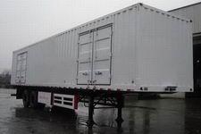 大运13米23吨2轴厢式运输半挂车(CGC9300XXY-A)
