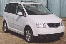 途安牌SVW6440CAD型途安TOURAN多用途乘用车图片