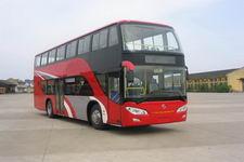 11.4米|40-75座亚星双层城市客车(JS6111SHJ)