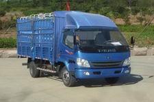 唐骏汽车国四单桥仓栅式运输车116-132马力5吨以下(ZB5040CCYTDD6F)