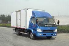 唐骏汽车国四单桥厢式运输车116-132马力5吨以下(ZB5040XXYTDD6F)