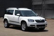 4.3米|5座斯柯达多用途乘用车(SVW6432QGD)