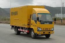 兰电所牌LD5070XDY型电源车图片