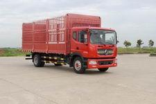 东风多利卡国四单桥仓栅式运输车160马力5-10吨(DFA5161CCYL10D7AC)
