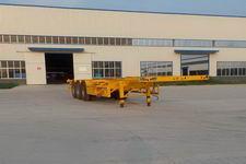 华鲁业兴12.5米34.1吨3轴集装箱运输半挂车(HYX9401TJZ)