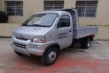 山地牌SD2810D2型自卸低速货车