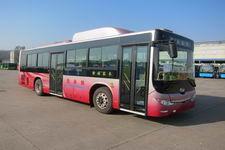 10.5米|18-34座黄海混合动力城市客车(DD6109CHEV3N)