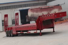 成事达15.5米27吨6轴低平板半挂车(SCD9404TDPXZ)