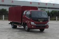 斯卡特越野厢式运输车(LFJ2045XXYSCG1)