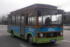 蜀都牌CDK6671CBEV1型纯电动城市客车图片