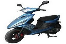 粤豪牌YH125T-2A型两轮摩托车