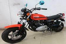 豪达牌HD125-3F型两轮摩托车图片
