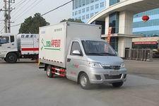 程力威CLW5030XXYBEV型纯电动厢式运输车