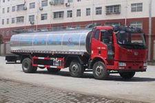 CLW5250GNYC5型程力威牌鲜奶运输车图片