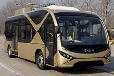 8.6米青年JNP6863BEV纯电动城市客车