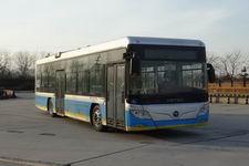 12米福田BJ6123EVCAT-10纯电动城市客车