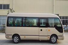 大马牌HKL6602GBEV1型纯电动城市客车图片2