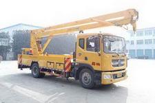 国五 东风多利卡18-22米高空作业车